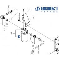 Filtre Hydro ISEKI (1646-516-692-00/A)