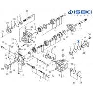 Joint Torique ISEKI (V723-102-007-10)