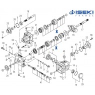 Barillet ISEKI (1740-202-530-00)