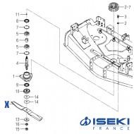 Lame ISEKI (86543060060X
