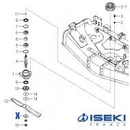Rondelle ISEKI (8595-306-005-10)