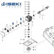 Roulement ISEKI (7932-201-002-00)