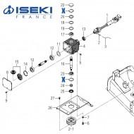 Circlip ISEKI (V705-140-062-00)