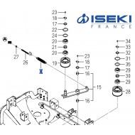 Ressort ISEKI (8654-203-003-00)