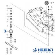 Palier ISEKI (8654-301-001-30)