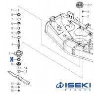 Bague ISEKI (8654-301-006-00)
