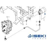 Filtre Hydro ISEKI (1771-510-251-00/A)