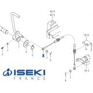 Câble Différentiel ISEKI (1771-216-220-00)