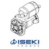Démarreur ISEKI (6281-100-011-20)