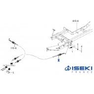 Câble Accélérateur ISEKI (1675-116-210-10)