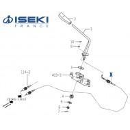 Câble Accélérateur ISEKI (1675-117-210-40)